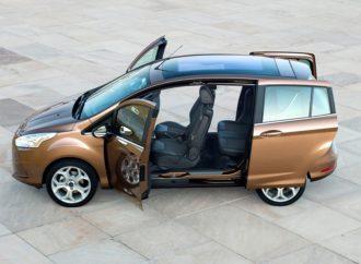Još jedna žrtva krosovera: Ford ukida model B-MAX