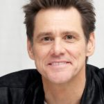 No Tabloids -Los Angeles, CA - 11/1/2014 -  Press Conference for Dumb and Dumber To at the Four Seasons Los Angeles. -PICTURED: Jim Carrey -PHOTO by: Munawar Hosain/startraksphoto.com -MUv_151336 Editorial - Rights Managed Image - Please contact www.startraksphoto.com for licensing fee Startraks Photo New York, NY For licensing please call 212-414-9464 or email sales@startraksphoto.com