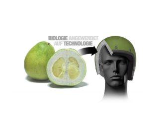 Zaštitna kaciga inspirisana voćem