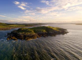 Škotsko ostrvo sa svetionikom na prodaju za 360.000 eura