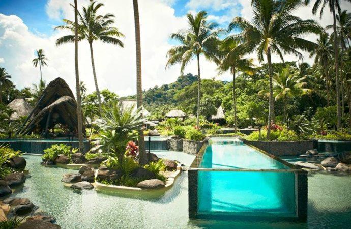 Ostrvo Lausala na Fidžiju, ima besplatnu reklamu zbog belfija