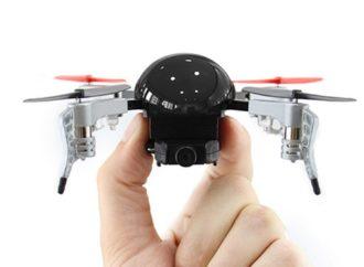 Minijaturni dron skupio milione dolara na Indiegogo servisu