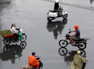Hanoj zabranjuje motocikle, stvaraju gužvu