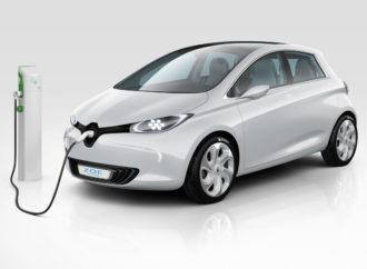 Renaultov Zoe ima najveći domet i najbrže se puni