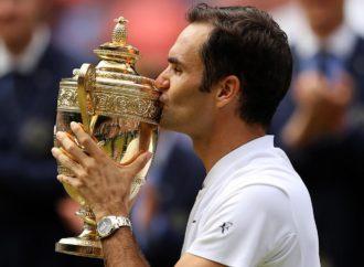Suvereni gospodar Vimbldona – Rodžer Federer!