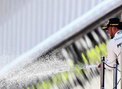 Šampanjac se vraća na podijum Formule 1