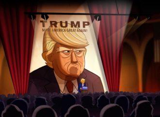 Na jesen animirana serija o Trampu