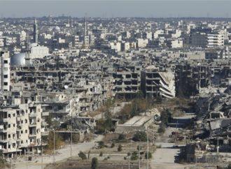 Rat koštao sirijsku ekonomiju 226 milijardi dolara