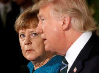 Tramp ili Merkel: Ko je od njih dvoje prava slika Zapada