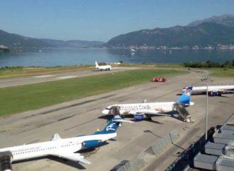 Osam aerodroma u regionu sa više od milion putnika