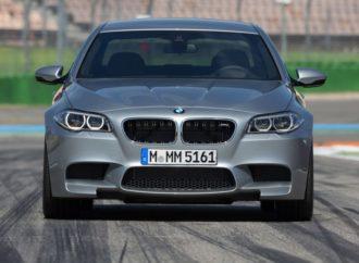 BMW predstavio novi M5 sa 600 konjskih snaga