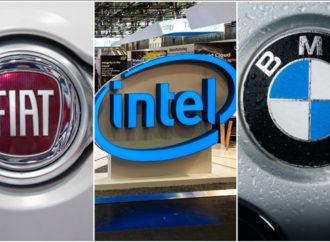 FIAT, BMW i Intel zajedno razvijaju autonomni sistem vožnje