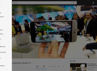 YouTube potpuno promijenio izgled sajta!