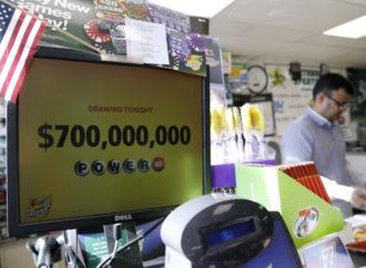 Najveći dobitak na lutriji u SAD – srećnica odmah dala otkaz