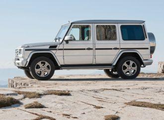 Mercedes proslavio jubilej G klase: Preživjela SUVmaniju