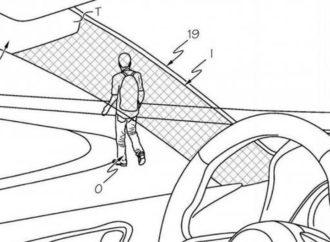 "Toyota patentirala ""providne"" stubove na automobilu"