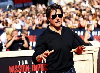 """Tom Kruz povrijeđen na snimanju nove """"Nemoguće misije"""""""