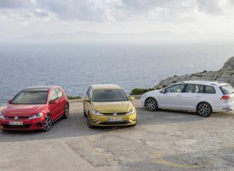 VW Golf dobio novi benzinac od 130 ks