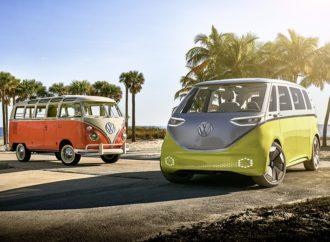 Volkswagen najavljuje električni mikrobus