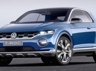 Krosover VW T-Roc stiže 23. avgusta