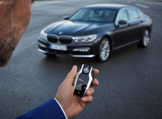 BMW bi da se otarasi klasičnog automobilskog ključa