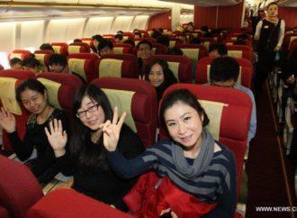 Direktni let otvorio vrata: Počinje borba za kineske turiste