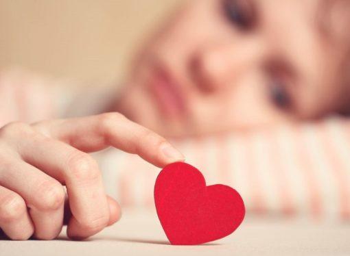 Raskid zaista može da slomi srce