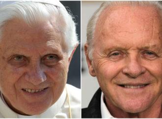Hopkins i Prajs u filmu kao papa Franja i Benedikt