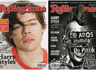 Prodaje se časopis Roling stoun