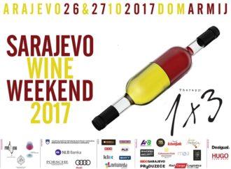 Otvoren 13. međunarodni Sarajevo Wine Weekend