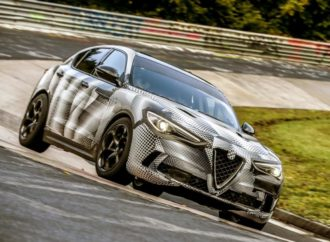 Najbrži SUV – Alfa Romeo Stelvio letio Nirburgringom