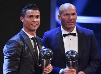Ronaldo najbolji u 2017. u izboru FIFE