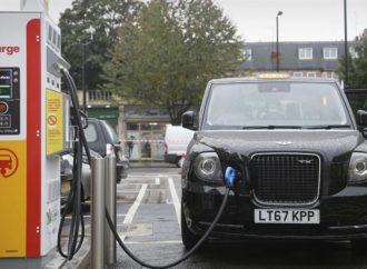 Šel otvorio stanice za punjenje električnih automobila