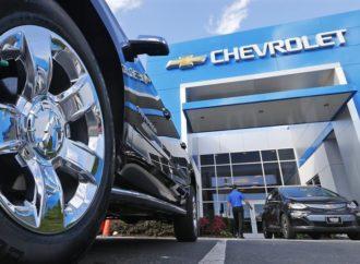 Rast prodaje automobila u SAD