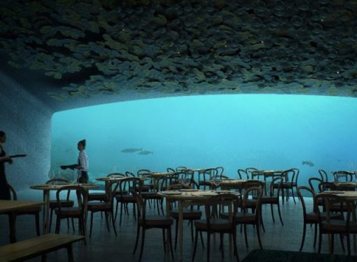 Norvežani uskoro otvaraju prvi podvodni restoran u Evropi