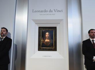 """""""Spasitelj svijeta"""" Leonarda da Vinčija prodat za 450 miliona dolara"""