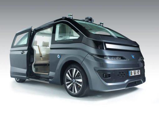 Bliska budućnost: Taksi bez vozača