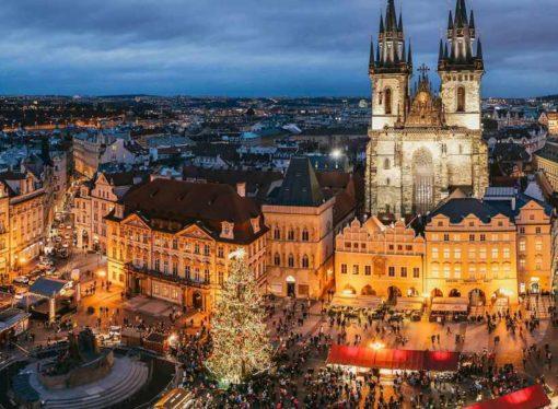 Upoznajte Prag, Zlatni grad