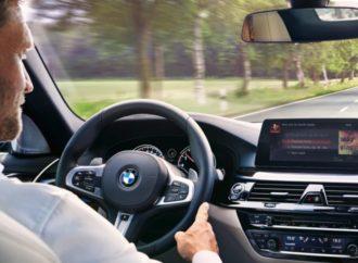 BMW automobili će međusobno komunicirati