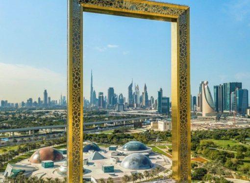 Dubai Frame, nova atrakcija Dubaija