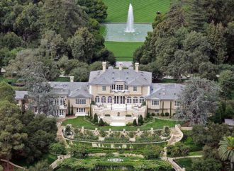 10 najskupljih kuća poznatih ličnosti