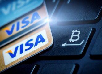 Visa predstavila debitnu karticu za kupovinu kriptovalutama
