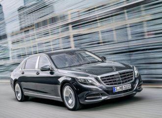 Mercedes Majbah S-klase postaje još luksuzniji