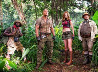 'Džumandži' najgledaniji film u američkim bioskopima