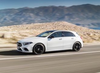 Nova Mercedesova A-klasa