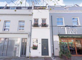 Kuća široka samo 2,3 metra prodaje se za više od milion evra