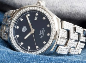 Glamurozni Tag Heuer sa dijamantima