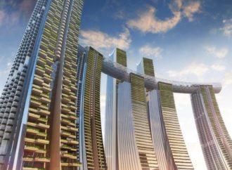U Kini se gradi najveći vodoravni neboder