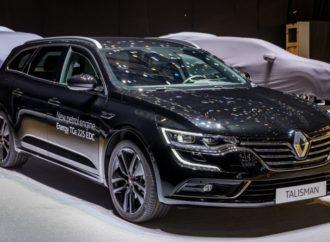 Renault u Ženevi predstavio novi Talisman S-Edition