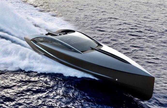 Superjahta 'Crni labud' san je svakog milijardera